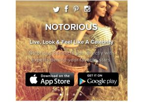 Notorious app