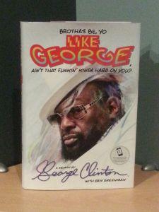 George Clinton book photo #2