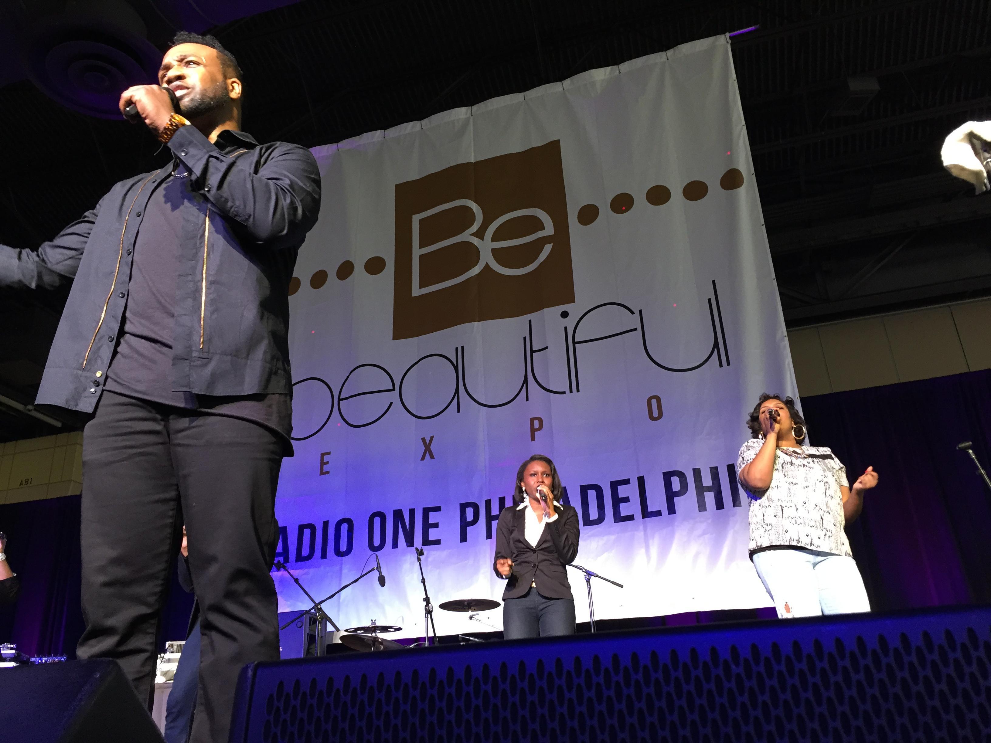 Be Beautiful Expo 2015