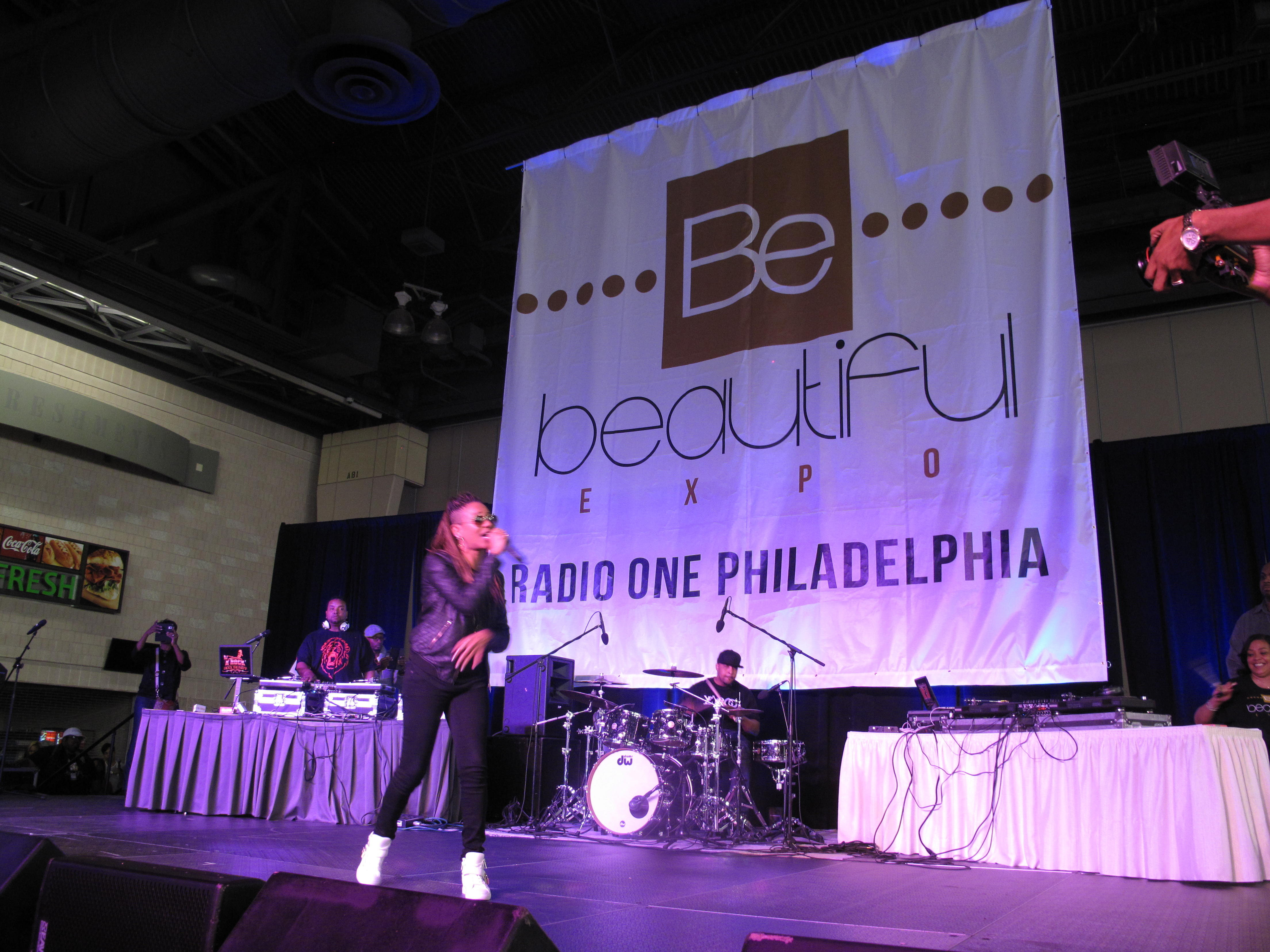 Be Beautiful Expo Highlights