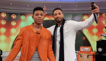 "Jussie Smollett & Bryshere Gray of ""Empire"""