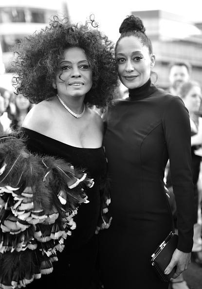 Diana Ross & Tracee Ellis Ross