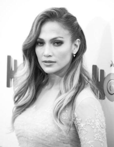 Jennifer Lopez premiere of HOME