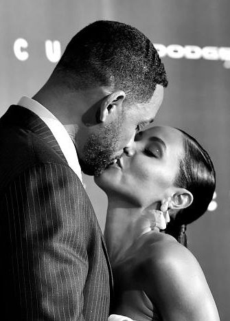 Will Smith Jada Pinkett Smith Focus Premiere