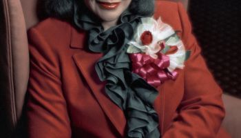 Coretta Scott King Portrait