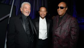 John Legend Bill Withers and Stevie Wonder