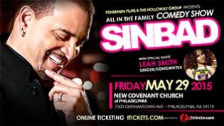 Sinbad Comedy
