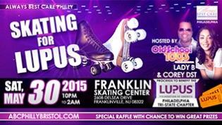 Lupus skate party