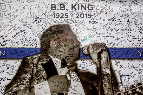 B.B. King Memorial Service