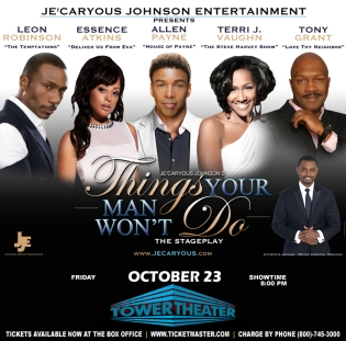 Things your man wont do event