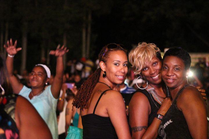 Lady B Basement Party 2015