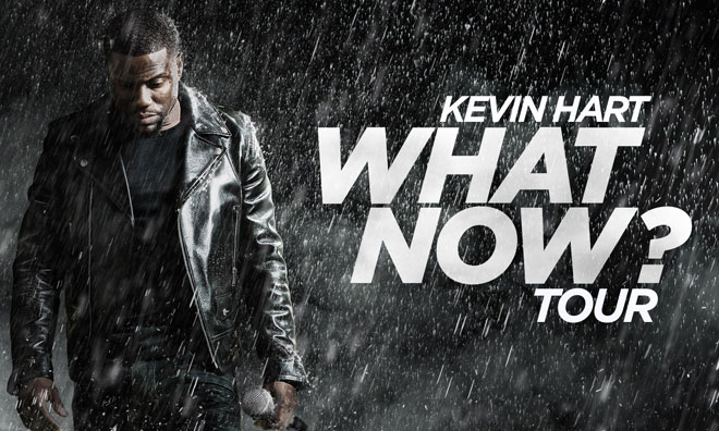 Kevin Hart What Now Tour NYE