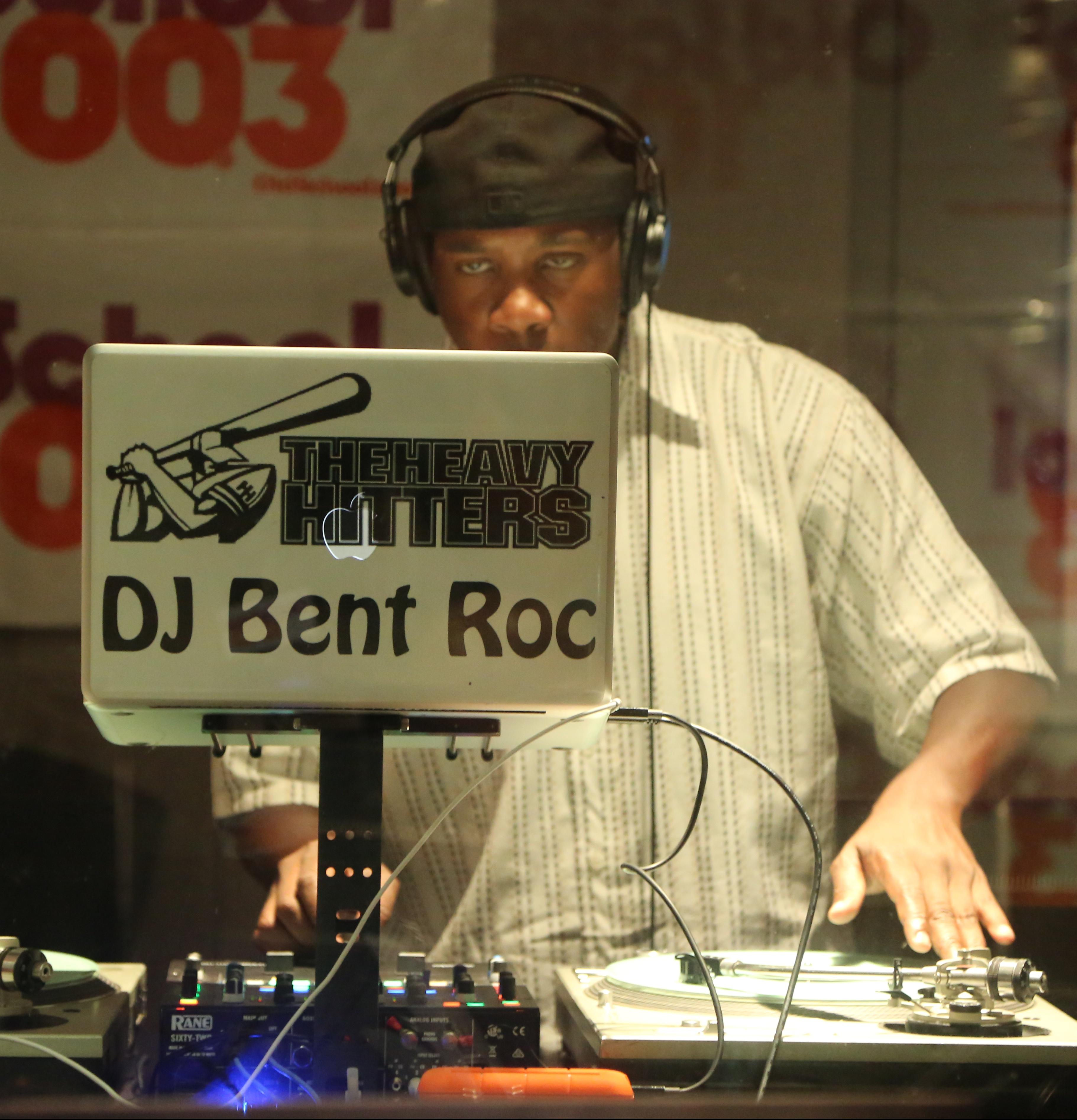 DJ Bent Roc