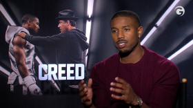 Creed, Michael B Jordan