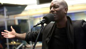 Celebrities Visit SiriusXM Studios - July 9, 2015