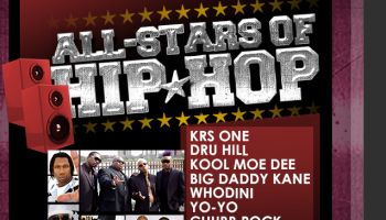 All stars of Hip Hop 2016