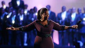 Oprah becomes emotional as Kristin Cheno