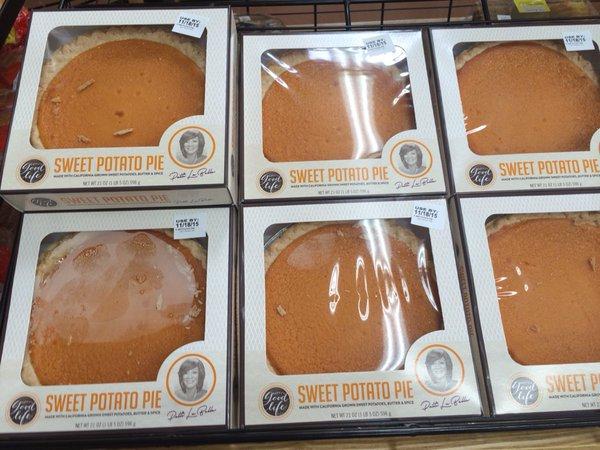Patti LaBelle's Sweet Potato Pie