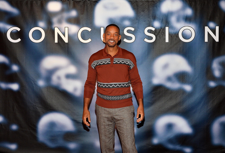 'Concussion' Cast Photo Call