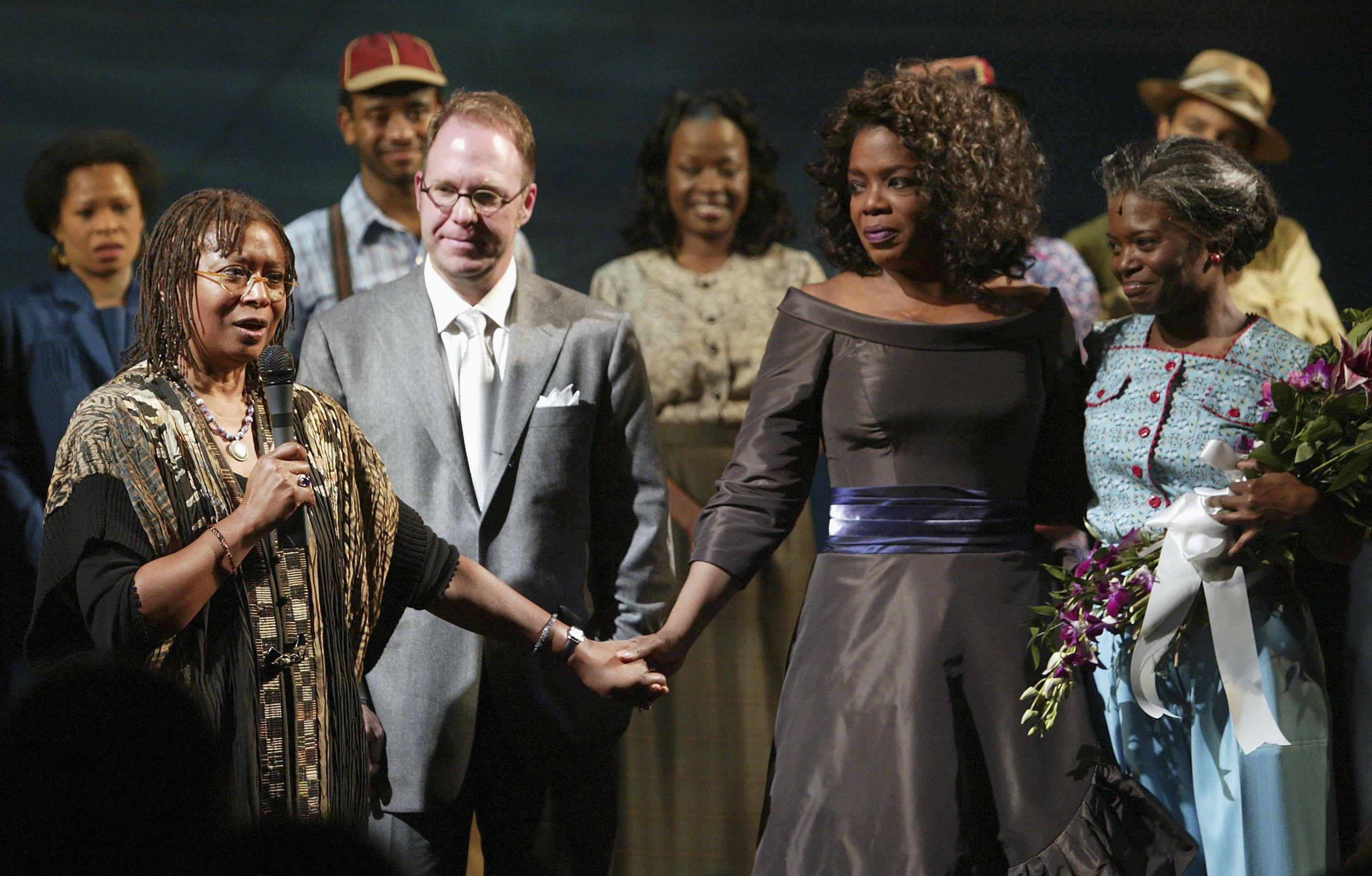 Broadway Opening Of 'The Color Purple' - After Party