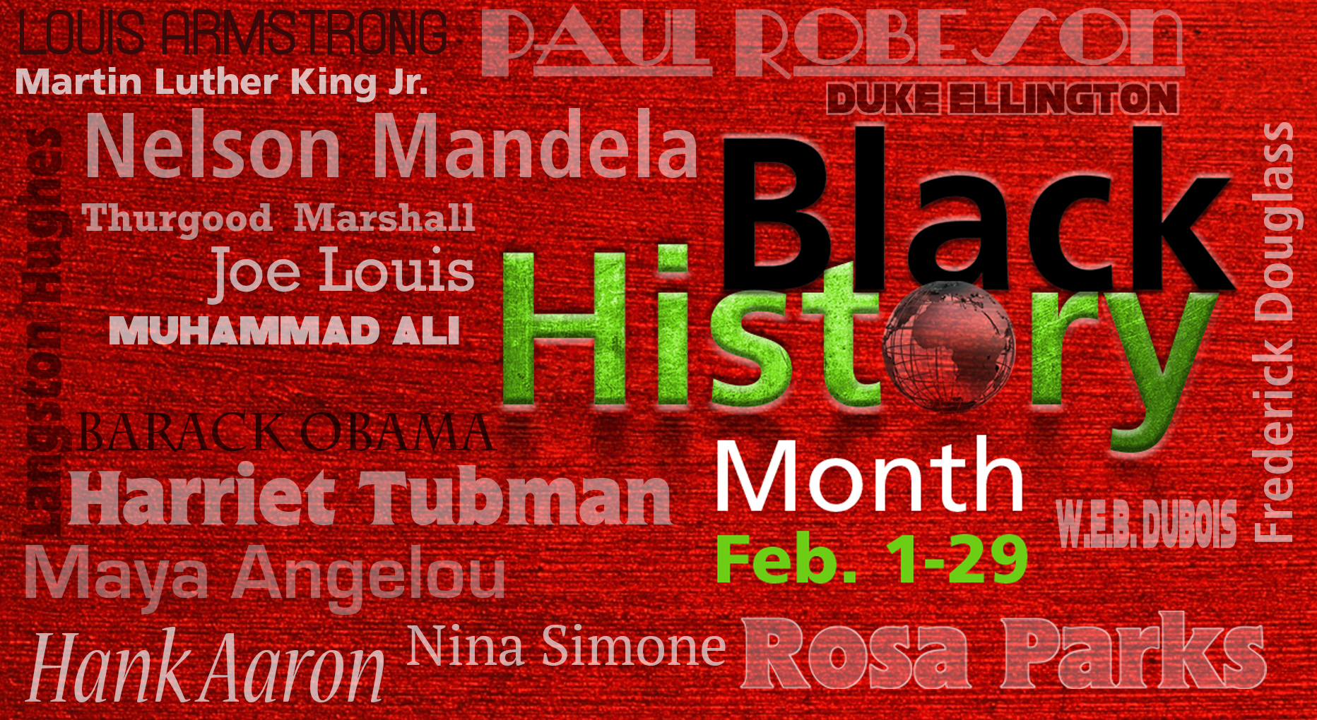 black history mlk library
