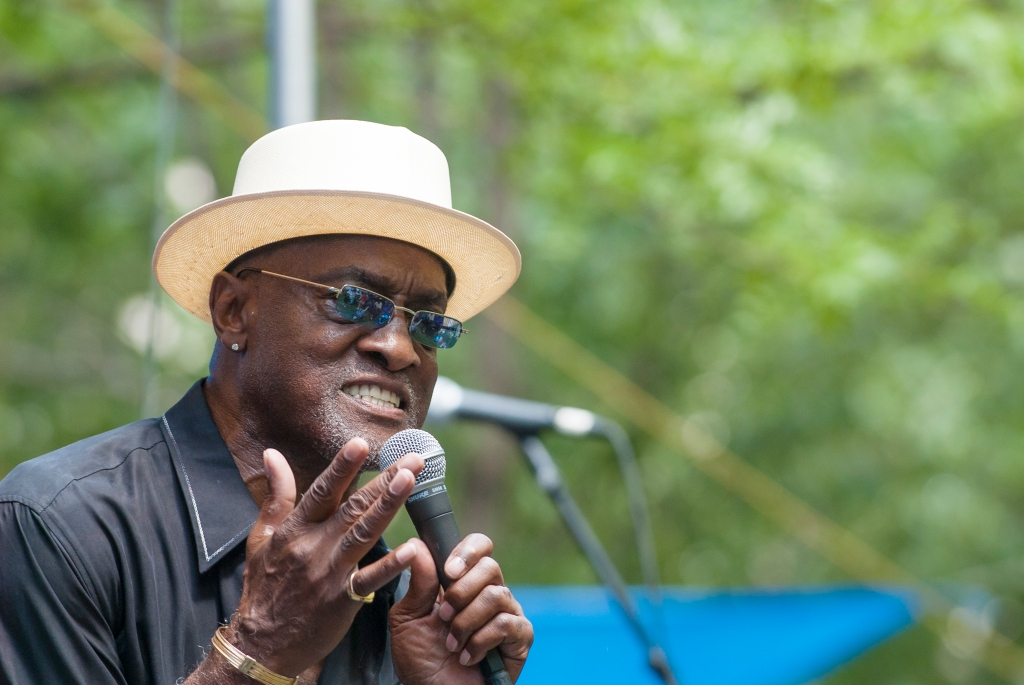 Billy Paul At BAM R&B Festival