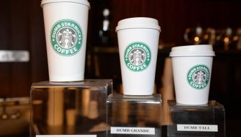US-DUMB STARBUCKS