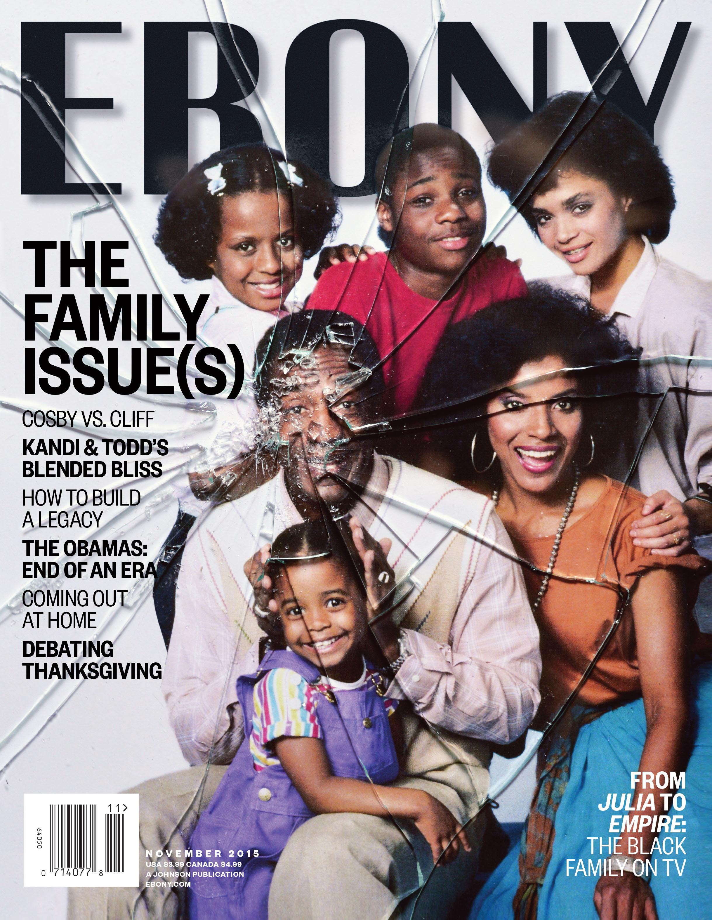 Ebony Cosby Cover