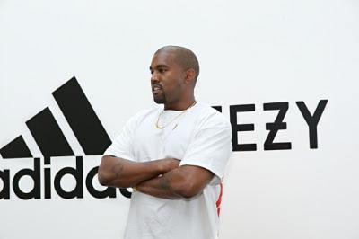 Kanye West Announces Partnership With adidas