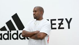 Kanye West Announces Partnership With adidas