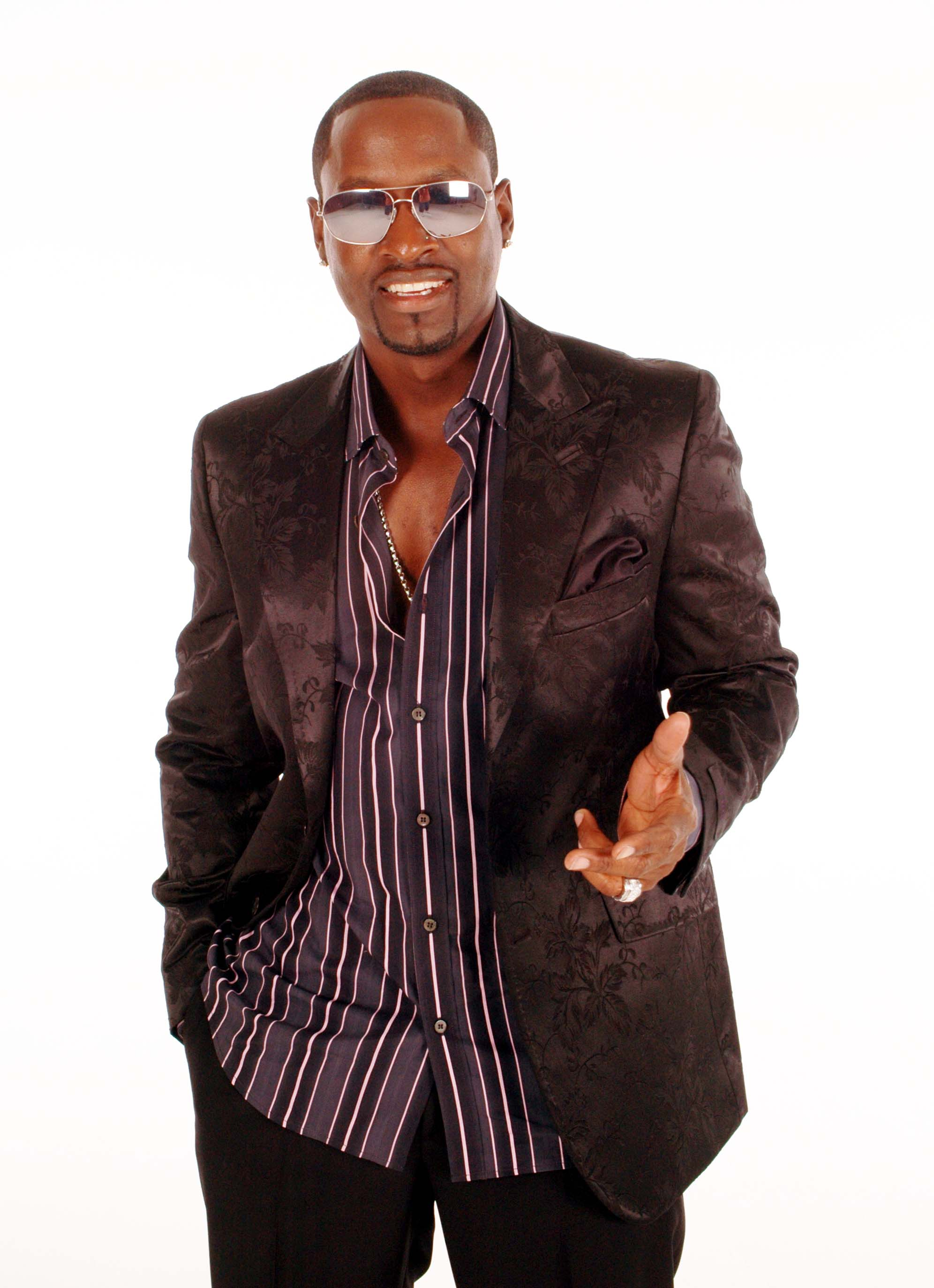 Johnny Gill Essence of Entertainment