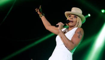 Amerikanische Rhythm and Blues-Sängerin Mary J. Blige gastiert auf ihrer 'The London Sessions'-Tour in der Mitsubishi Electric Halle Düsseldorf