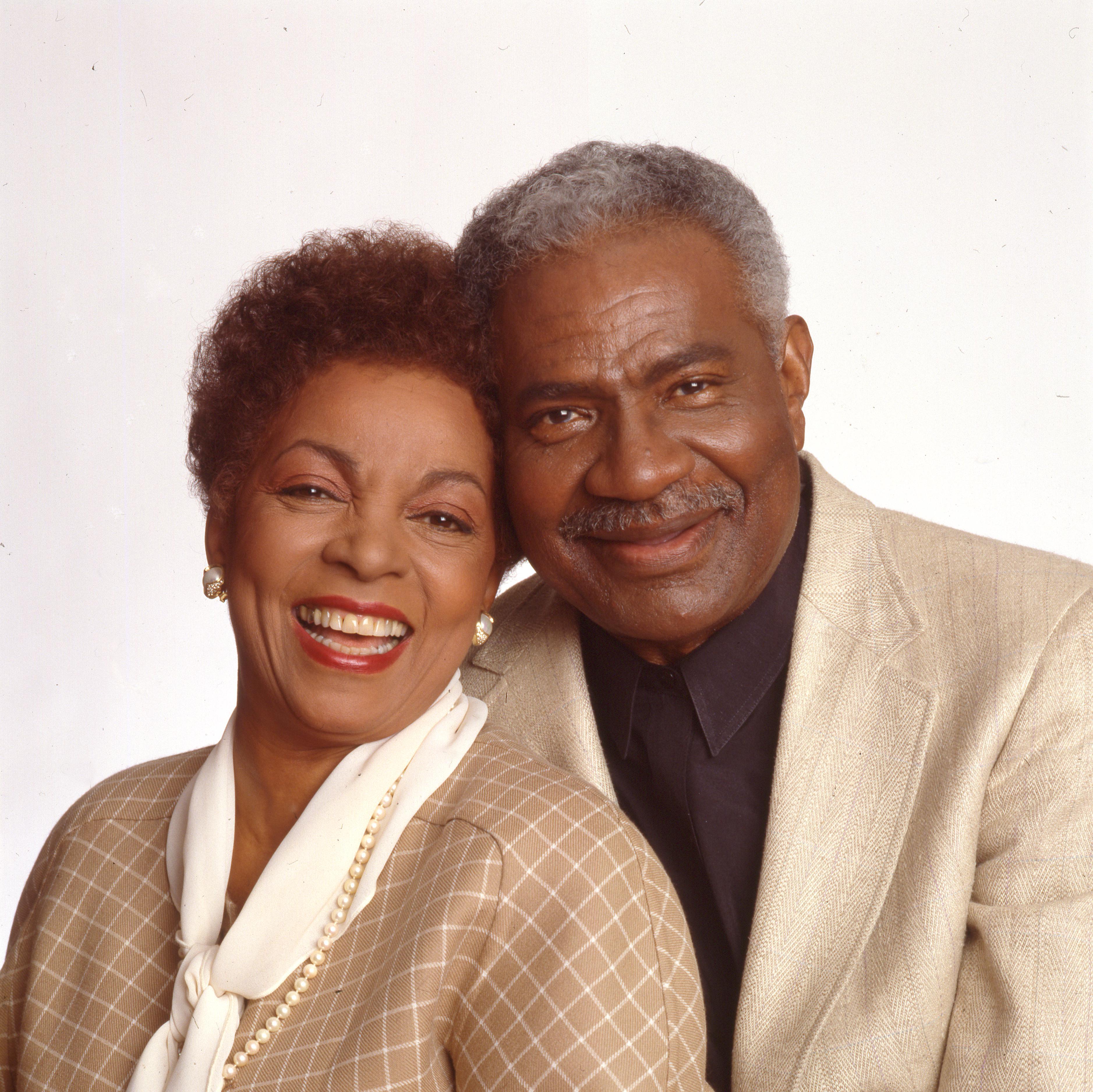 Portrait Of Ruby Dee & Ossie Davis