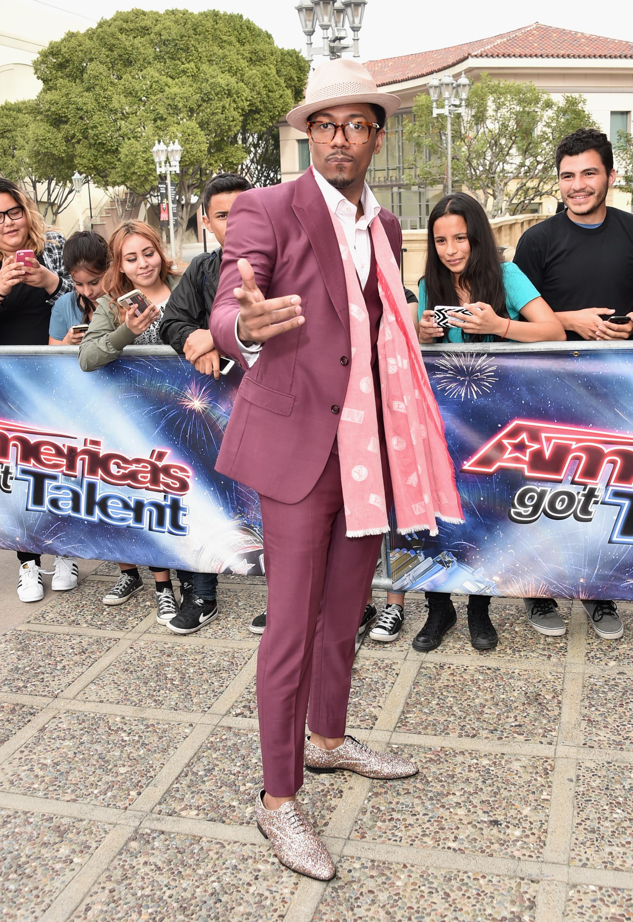 NBC's 'America's Got Talent' Season 11 Kickoff - Arrivals