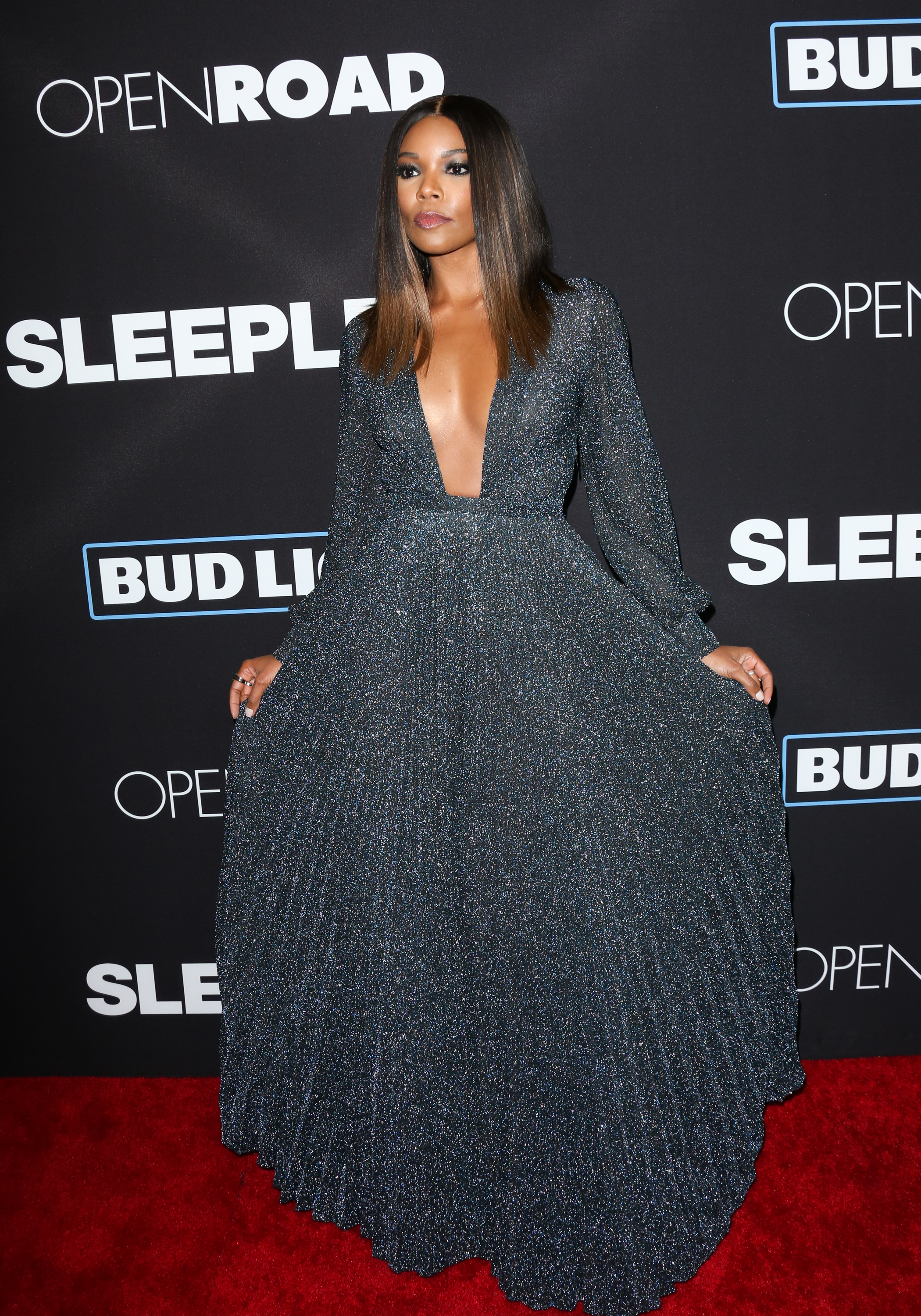 Premiere Of Open Road Films' 'Sleepless' - Arrivals