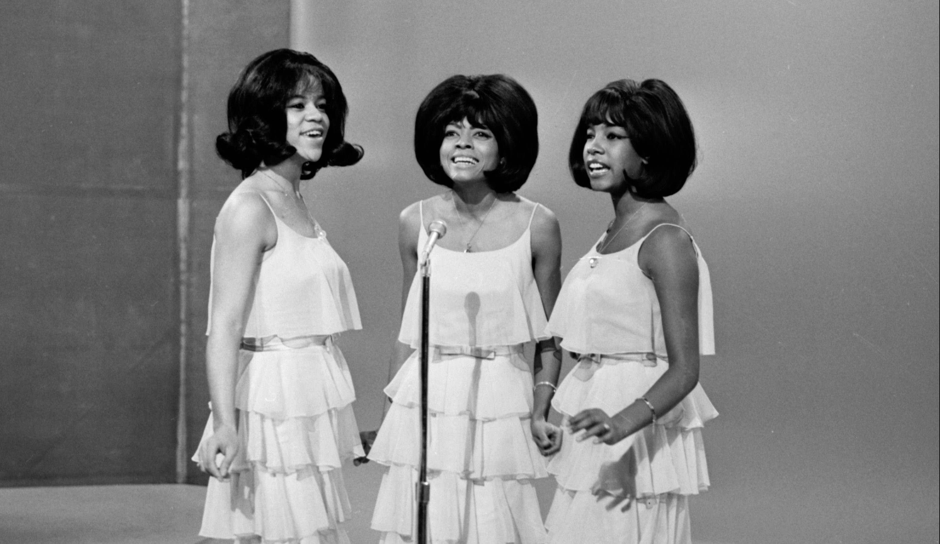 The Supremes On 'The Ed Sullivan Show'