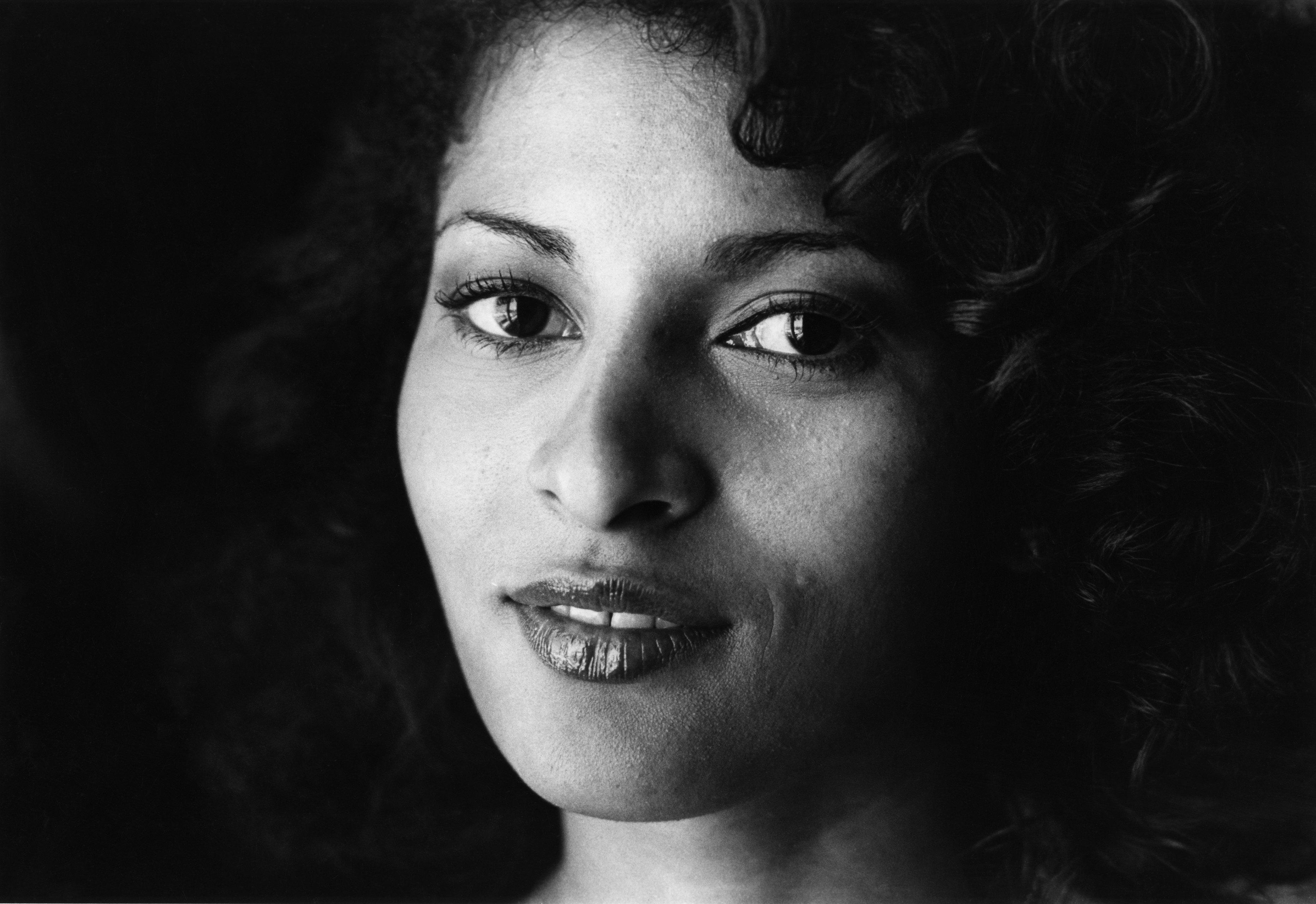 Pam Grier Portrait Session