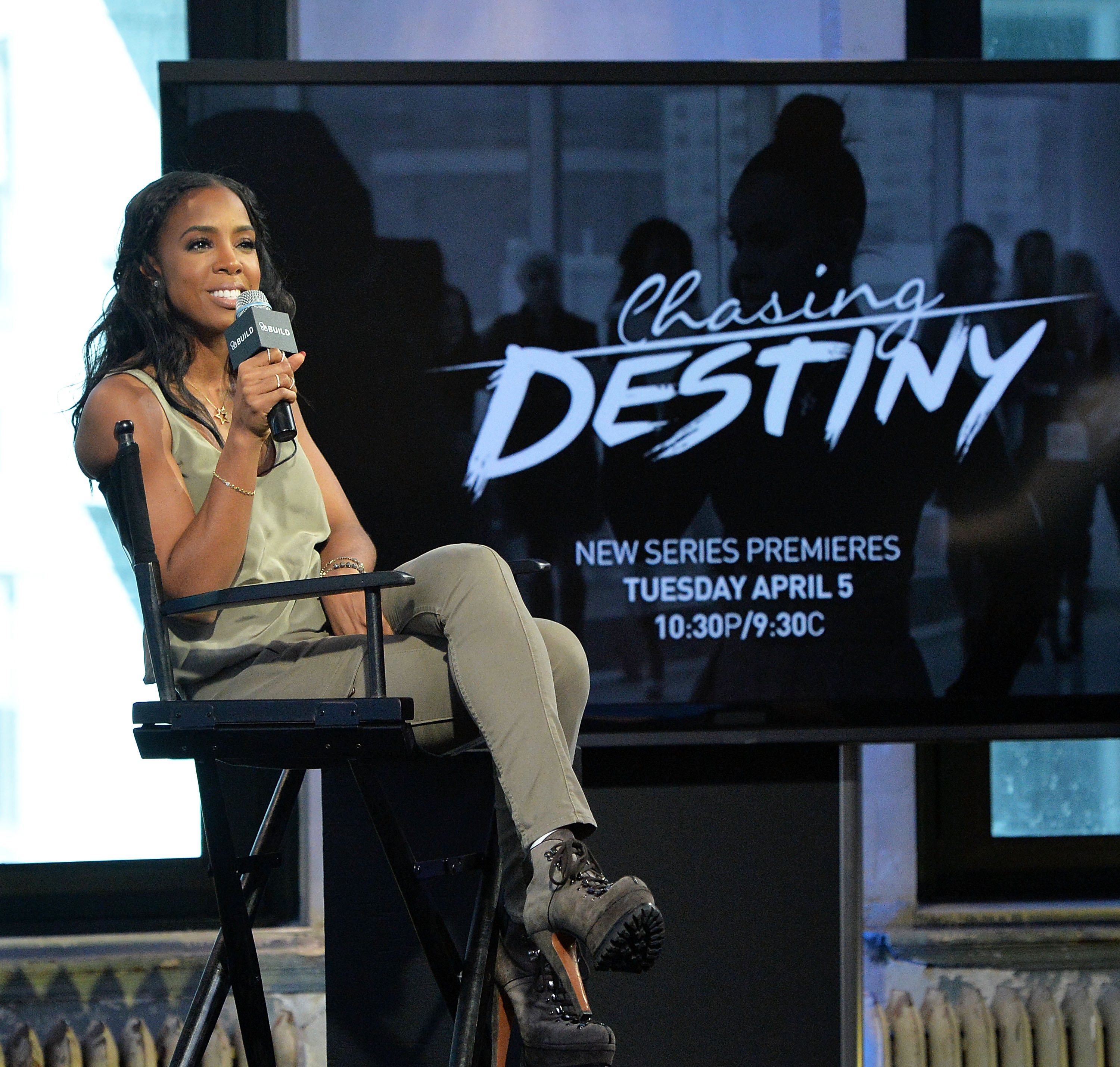 AOL Build Presents: 'Chasing Destiny'