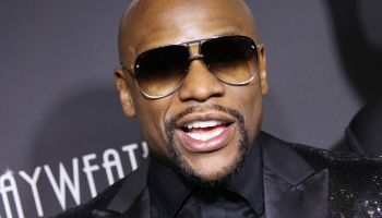Floyd Mayweather's 40th Birthday Celebration - Arrivals