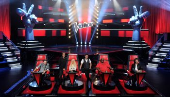 NBC's 'The Voice' Press Junket