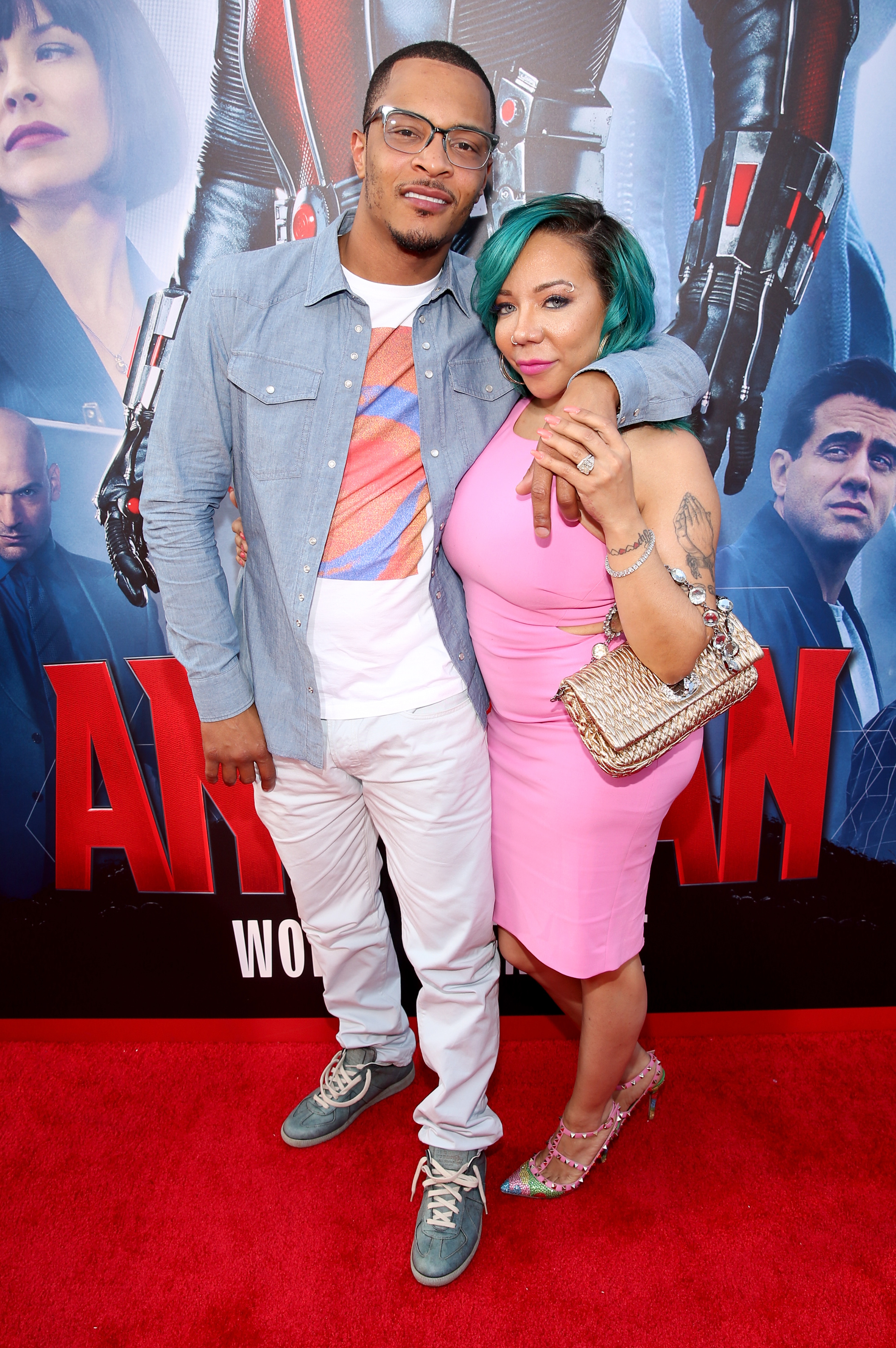 The World Premiere Of Marvel's 'Ant-Man' - Red Carpet