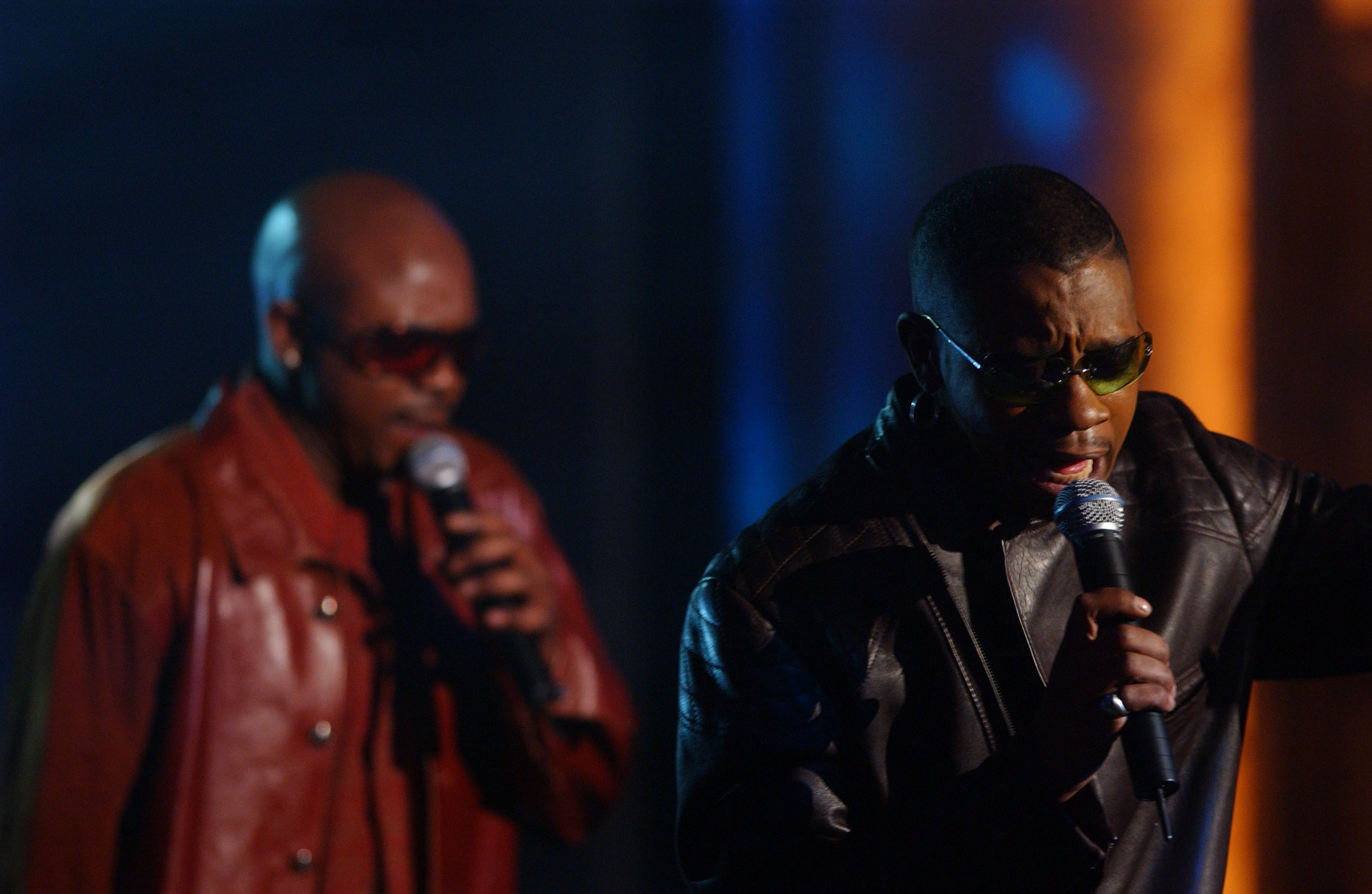 2002 BET 'Walk of Fame' Honoring Stevie Wonder - Show