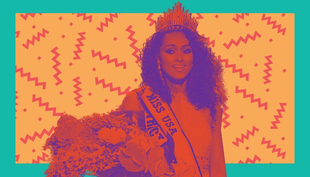 iOne Creative Miss USA
