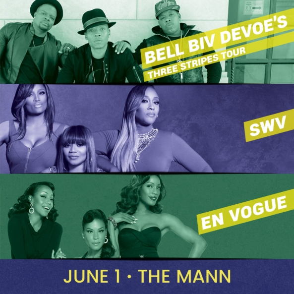 Image result for bell biv devoe three stripes tour
