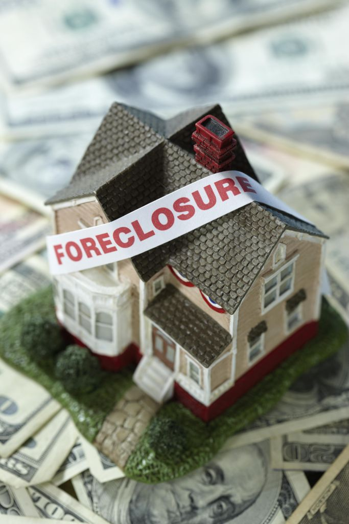 Bank Foreclosed Home