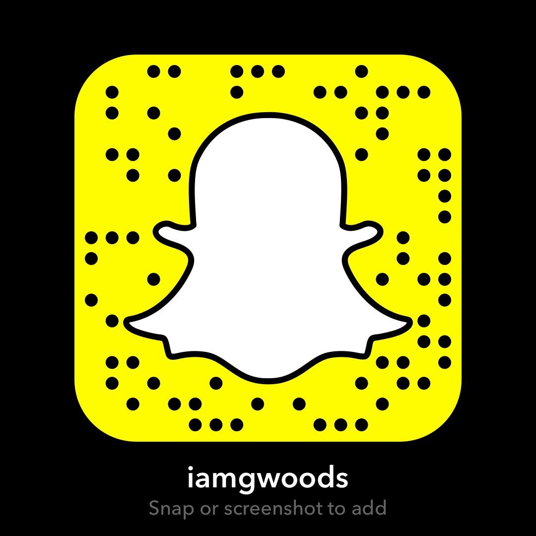 Snapchat IAmGWoods