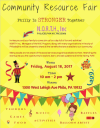 Philly WIC community event - aug 17