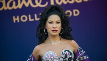 Madame Tussauds Hollywood Unveils A Wax Figure Of Selena Quintanilla