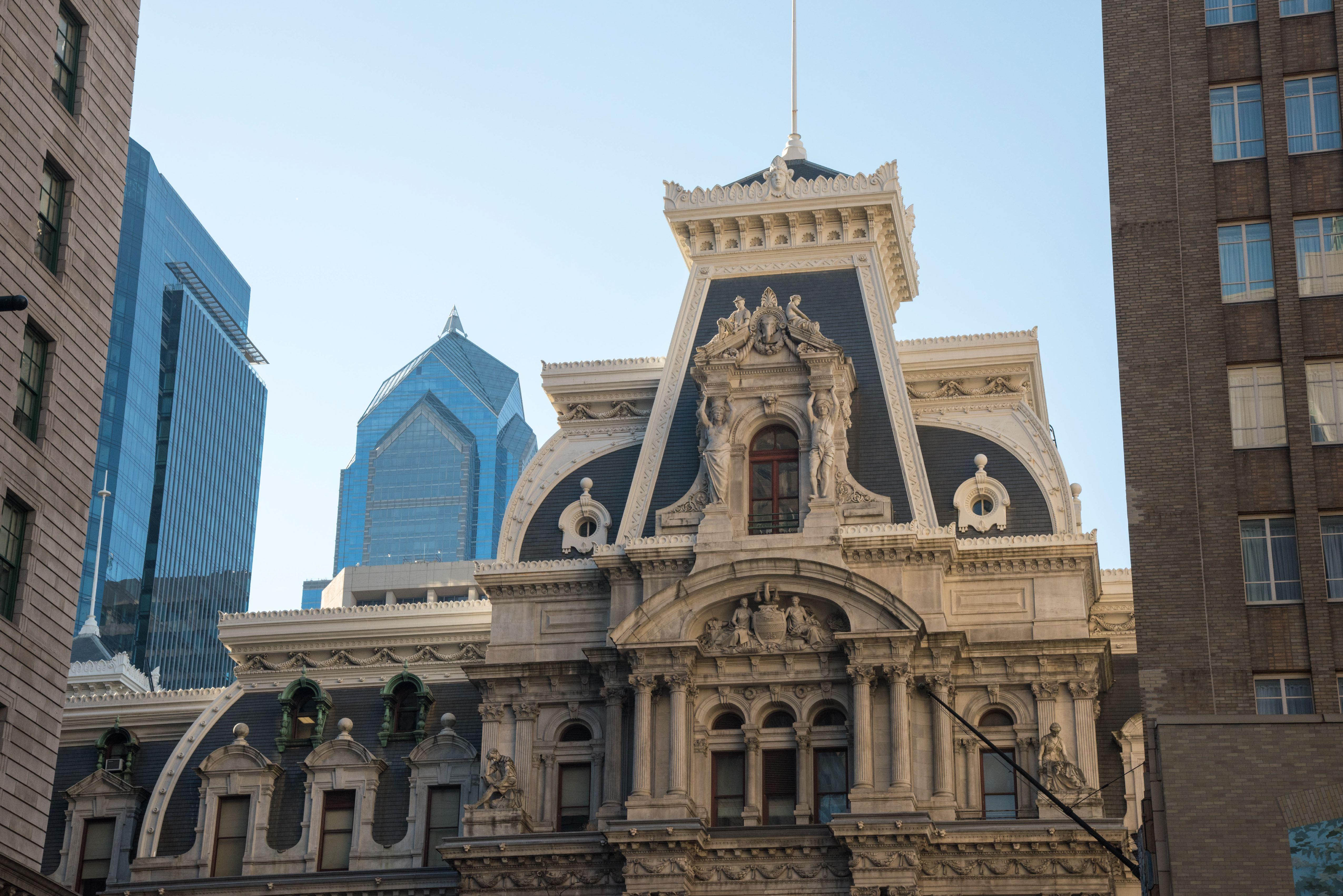 City Hall, Philadelphia, Pennsylvania