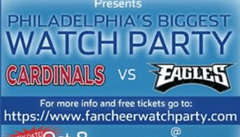 FanCheer Watch Party